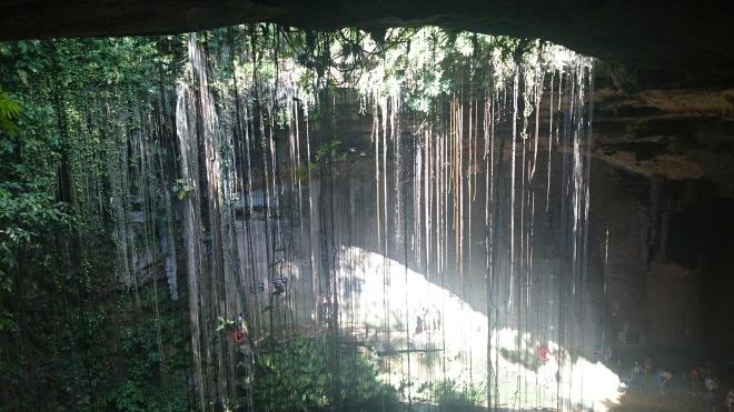 Gran Cenote, Mexico.